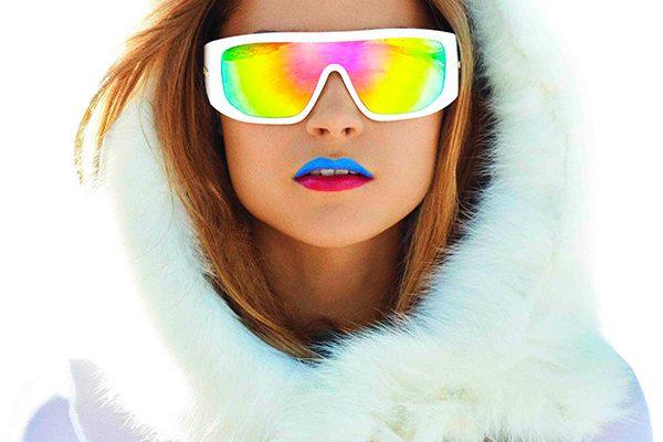 Gafas nieve